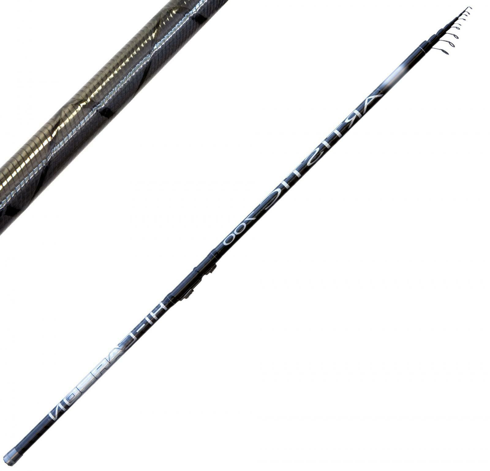 2517805 Bolognese fishing rod Artistic Power Bolo 5 mt Braided carbon