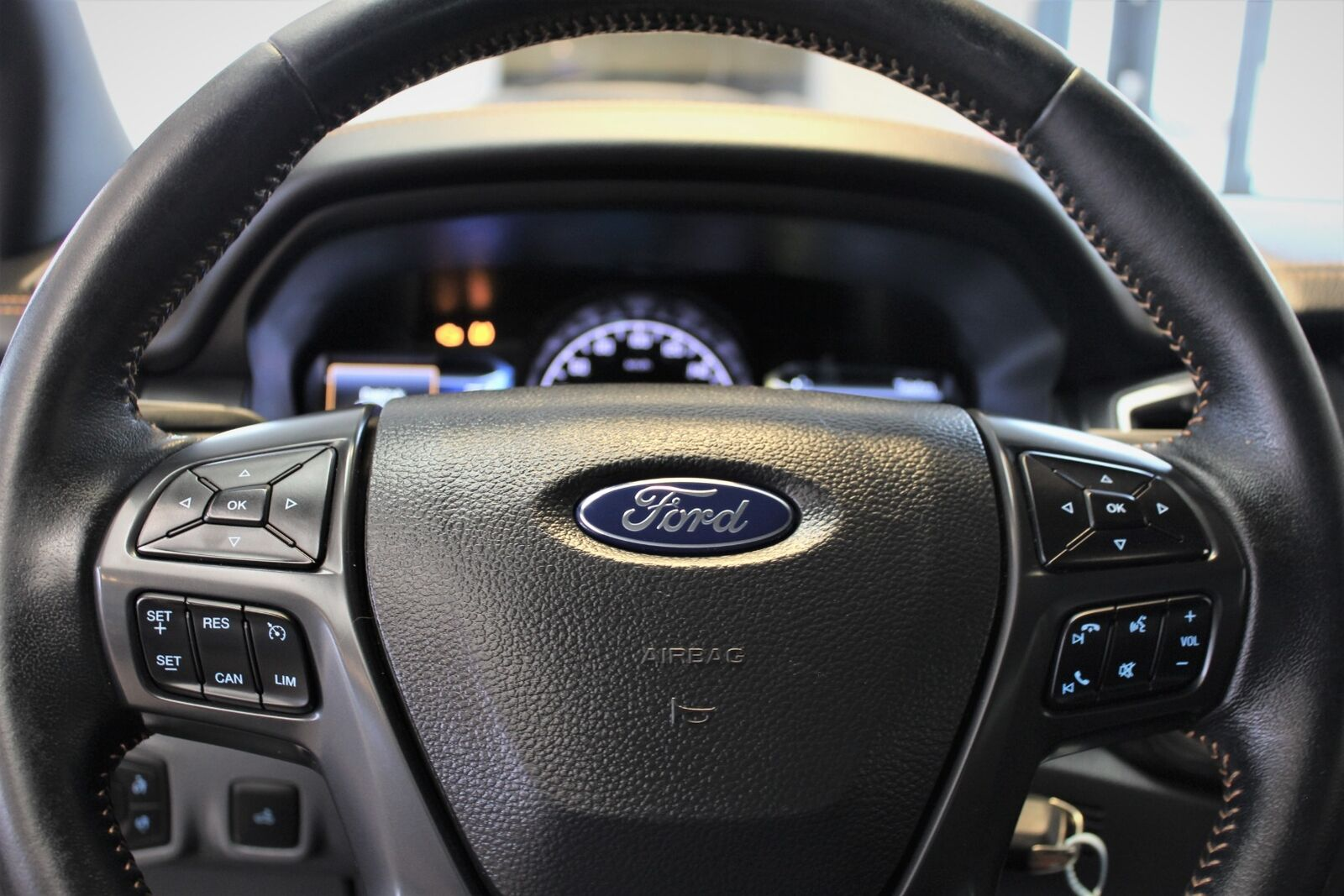 Ford Ranger 3,2 TDCi Rap Cab Wildtrak aut. 4x4 - billede 8