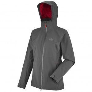 Millet-Femme-Highland-2L-VESTE-impermeable-veste-pour-femmes-TARMAC