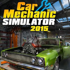 CAR-MECHANIC-SIMULATOR-2015-Steam-chiave-key-Gioco-PC-Game-ITALIANO-ROW
