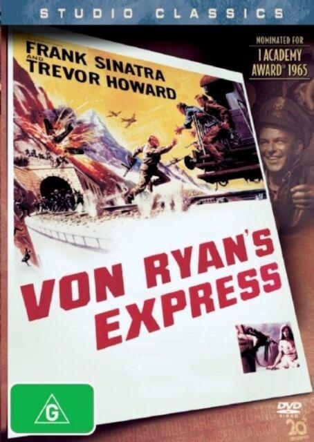 Von Ryan's Express (DVD, 2003)