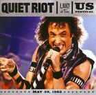 Live at the Us Festival 1983 [CD/DVD] by Quiet Riot (CD, Mar-2012, 2 Discs, Shout! Factory)