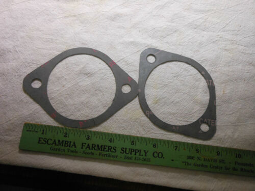 QTY 2 CAT//CATERPILLAR 6D-1004 GASKET NSN 5330-01-059-9593