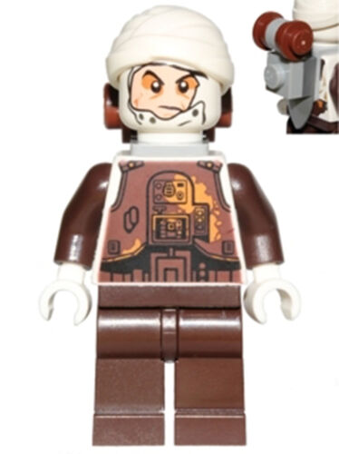 From 75145 Lego Star Wars Dengar sw751 Figurine Minifigure Personnage New