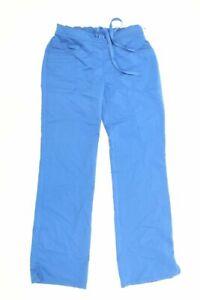 Code-Happy-Blue-Scrub-Pants-Scrub-Pants-Size-Xs