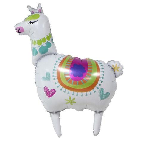 llama foil balloons alpaca helium party balloon birthday wedding party decor JH