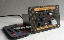"12V 5"" Subwoofer MP3 Decoder 20W Amplifier Board für car motorcycle home HIFI"
