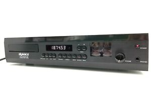 DYNACO-CDV-1-VACUUM-TUBE-High-End-CD-Player-High-Class-with-Remote-Like-New