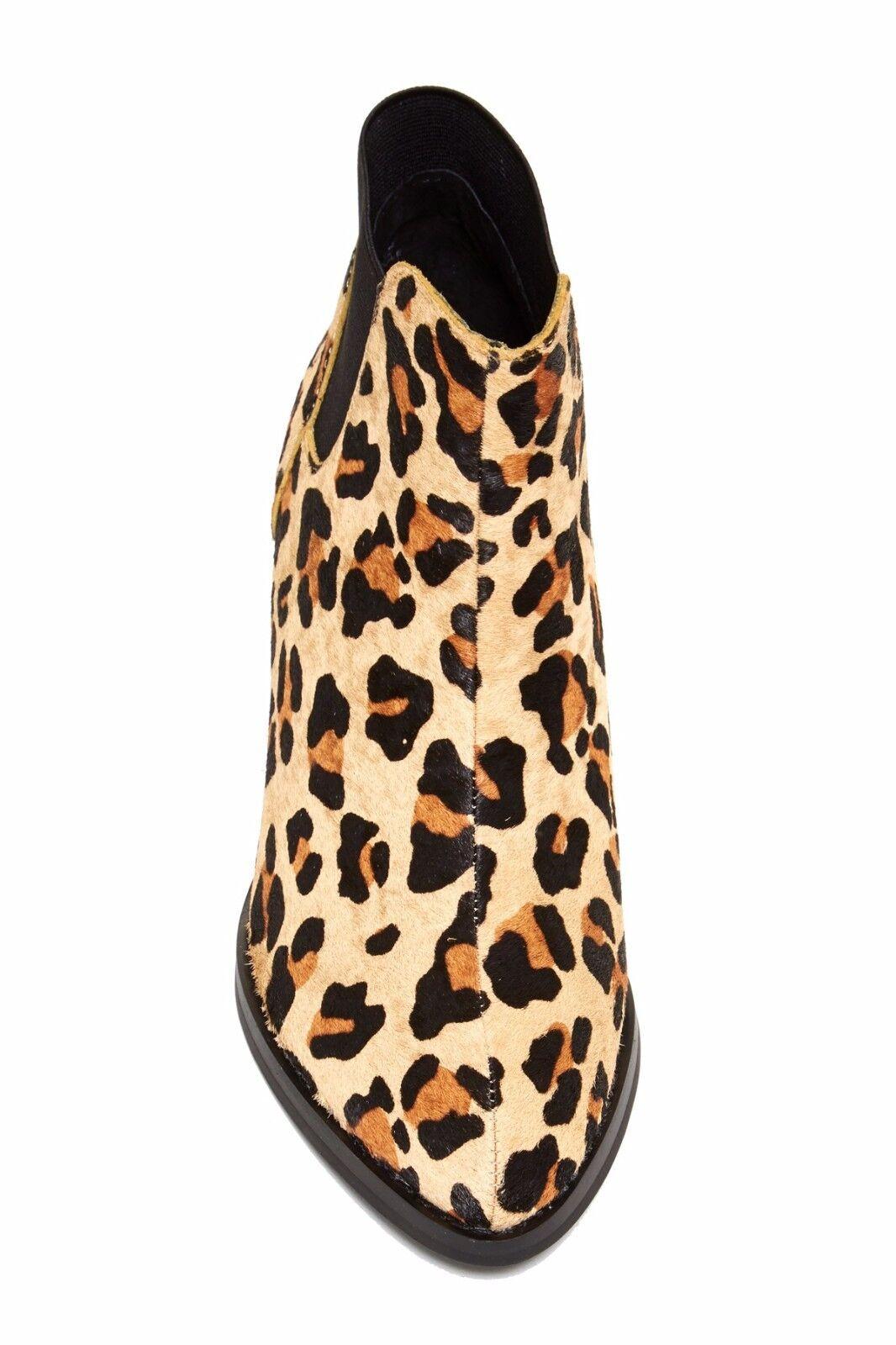 Nuevo teñido Steve Madden Palace Genuino teñido Nuevo pelo de vaca botas para mujer Talla 8.5 e34721