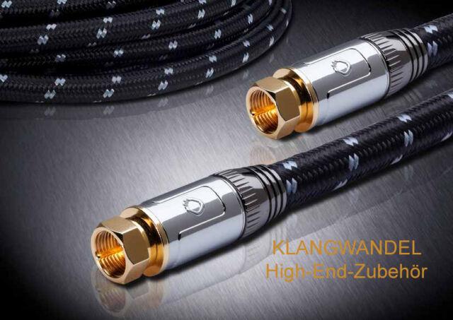 OEHLBACH XXL® Transmission Ultra 220 S - Digitales Satelliten-Kabel / 2,2m / Neu