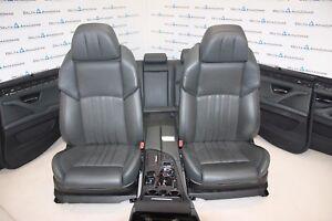 BMW-f10-m5-comfort-Activ-leather-seats-SEDILI-PELLE-dotazione-individual-Grafite