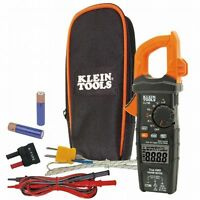 Klein Tool Cl700 Auto-ranging 600a Ac Digital Clamp Meter