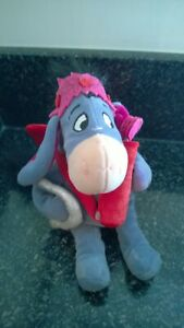 Walt Disney Winnie The Pooh Eeyore Cupid Eeyore Beanie Soft Toy 2002 Remises Vente