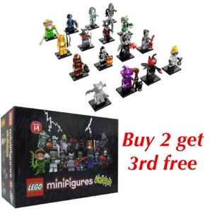LEGO-71010-SERIES-14-MONSTERS-MINIFIGURES-RETIRED-PICK-YOUR-FIGURE-FOR-HALLOWEEN
