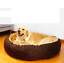 Self-Warming-Cat-Dog-Bed-Cushion-for-Medium-Large-Dogs-Round-Nest-Up-to-88lbs thumbnail 12
