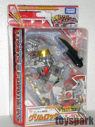 TAKARA TOMY Transformers Classic Henkei GRIMLOCK C-03 action figure japan ver