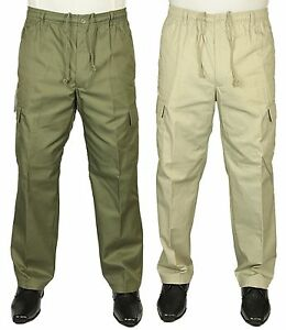 """MENS FULL ELASTICATED WAIST THERMAL LINED WARM RUGBY TROUSERS//PANTS L 29/"""" 31/"""""""