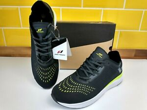Mens Pro Touch Oz 4 0 Trainers All Sizes Running Sports Shoes Rrp 60 Black New Ebay