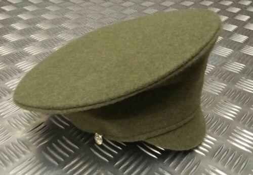 Genuine British Army No2 Issue Royal Artillery Regiment Khaki Parade Hat//Cap