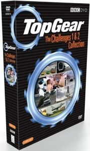 TOP-GEAR-UK-2005-2007-THE-CHALLENGES-VOLUME-1-2-TV-Series-NEW-Rg2-4-DVD-not-US