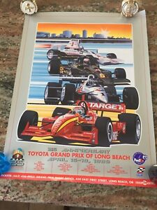 1999-Toyota-Grand-Prix-of-Long-Beach-25th-Anniversary-Event-Poster