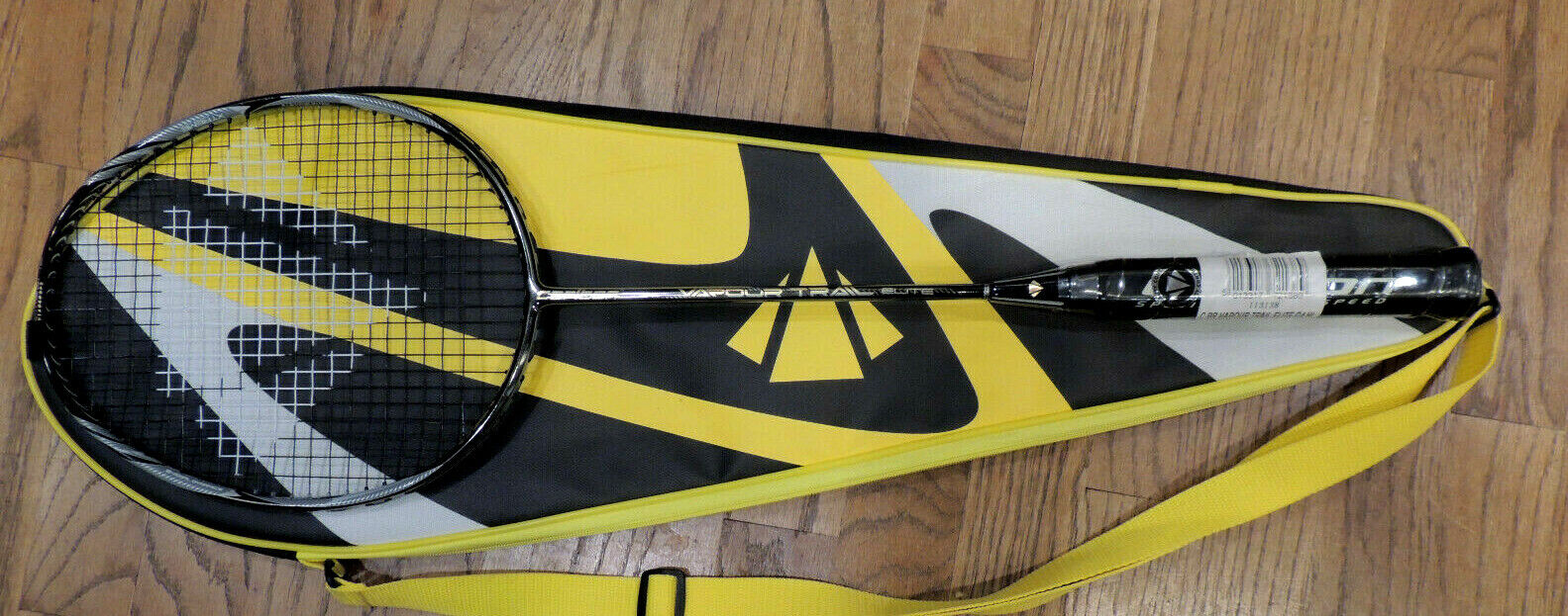 Carlton Vapour Trail Elite G4 HL Badminton Racket raquet New w case