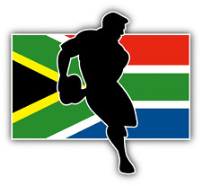 "Johannesburg City South Africa Grunge Travel Car Bumper Sticker Decal 5/"" x 5/"""