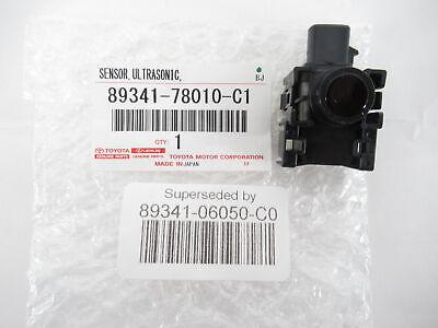 2016 2017 LEXUS GS350 ES350 ULTRASONIC BUMPER PARKING SENSOR PDC OEM 89341-78010