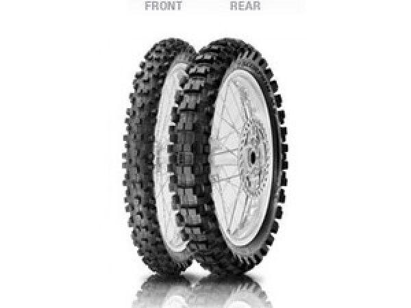 Neumático Pirelli Scorpion MX Extra X 110/100 -18 64M