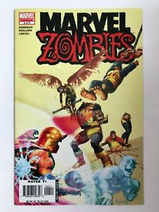 MARVEL-ZOMBIES-4-2006-X-MEN-1-HOMAGE-COVER-1ST-FIRST-PRINT
