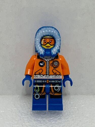 Lego Minifigure City Artic Explorer Female Cty0491