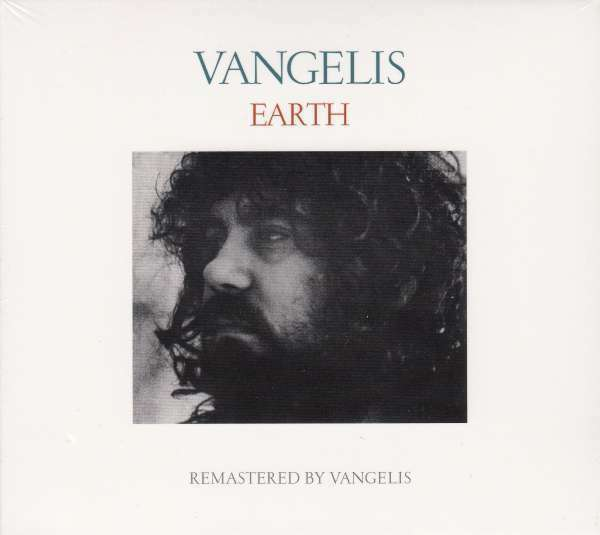 Vangelis Papathanassiou - Earth Nuevo CD