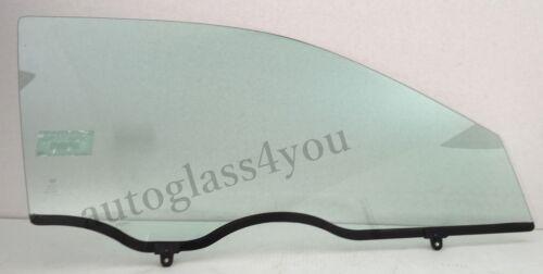 For 92-95 Honda Civic 2-DR Coupe//Hatchback Front Door Window Glass Passenger//RH