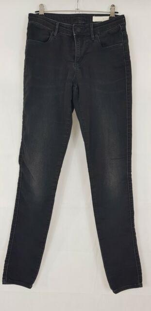 Sass & Bide Black Skinny Jeans, Size 27