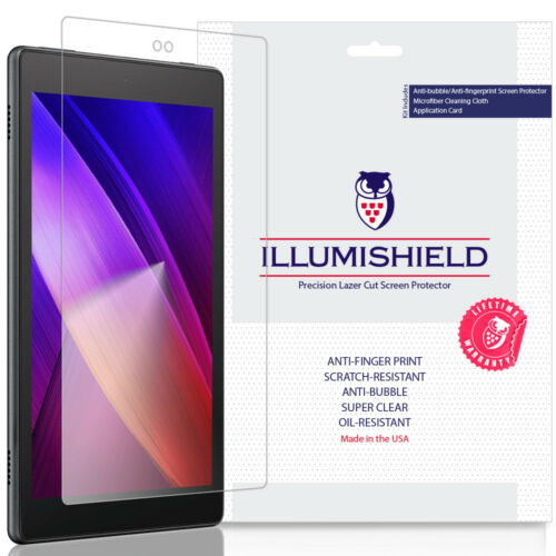 2x iLLumiShield Matte Screen Protector for Amazon Fire HD 8 2018 8th Generation