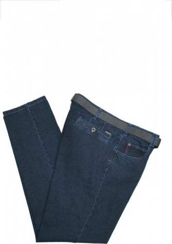 Mens blu cintura Stretch Meyer o 618 Diego con 9 nero Pants ZwFWx7dnq