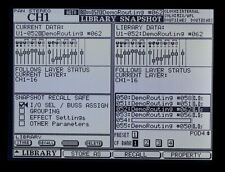 Tascam DM-3200 / DM-4800 Graphic LED Display !