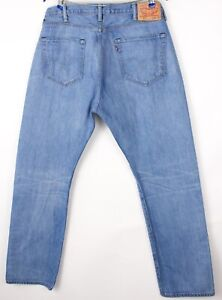 Levi's Strauss & Co Hommes 501 Jeans Jambe Droite Taille W38 L32 BBZ307
