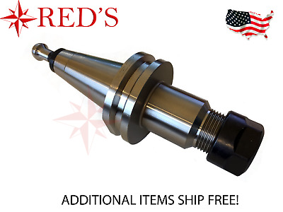 REDS ISO30-ER16-70 Precision Collet Chuck Tool Holder G2.5 30k CNC Router Nickel