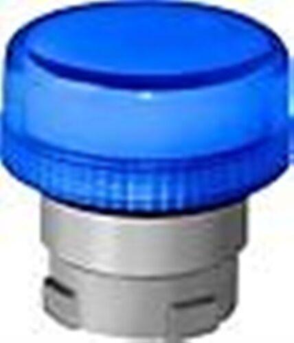 3 x Telemecanique Meldeleuchte ZB 2BV04,2BV05,2BV06,rot,orange,blau Leuchte OVP