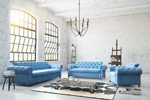 Sofagarnitur-Antik-Polstergarnitur-Wohnzimmerset-3-2-1-Chesterfield-Prinz-Blau13