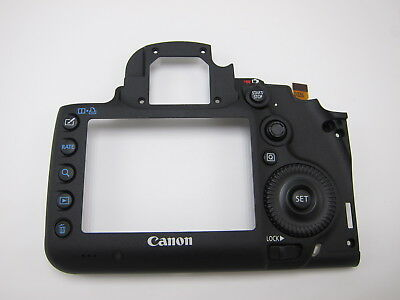 Repair Part For Canon EOS 5D Mark III Back Shell Rear Cover Button Assy CY3-1653