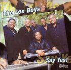 Say Yes! by The Lee Boys (CD, Mar-2005, Arhoolie)