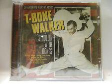 T-BONE WALKER STROLLIN' WITH BONES CD NEU & OVP  8712177047093           Regal2