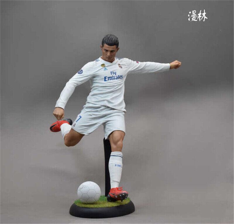 1 5 Modelo de Resina de Cristiano Ronaldo Estatuilla Estatua De Fútbol Regalo GK pre-order