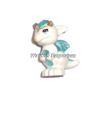 Lego Elves MiniFigure Animal 41187 Aqua /& Trans Dk Pink LULA the Baby Dragon