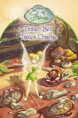 """""""AS NEW"""" Tinker Bell Takes Charge: Chapter Book (Disney Fairies), Disney, Book"""