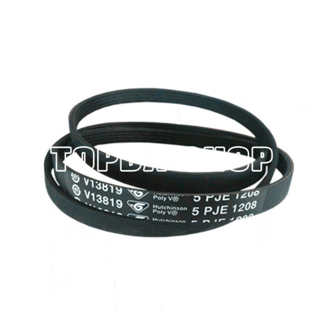 1PC Haier washing machine belt strap V13819 5PJE1208 ...