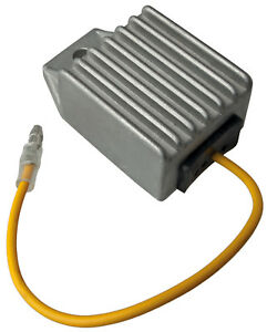 YAMAHA DT100 DT125 DT175 DT1E DT1MX DT250 DT400 DT80 6V Voltage Regulator 05-009