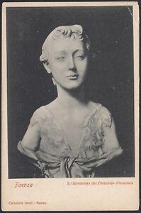 AX2768-Faenza-Pinacoteca-San-Giovannino-del-Donatello-Cartolina-postale
